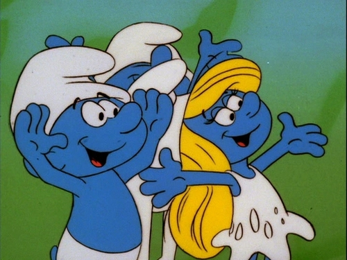 Smurfs Cartoon Characters 80 S : S toybox images smurfs hd wallpaper and background