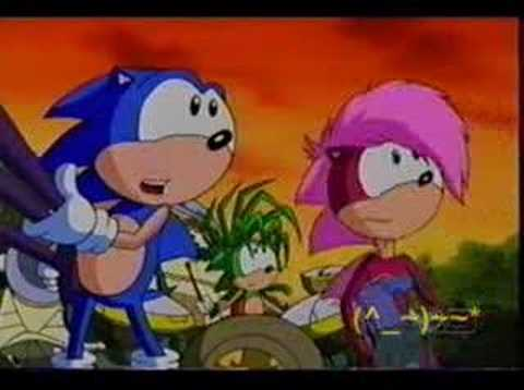 Sonic, Manic and Sonia