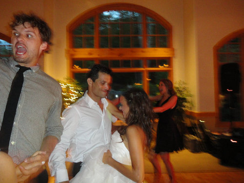 Sophia and Austin - تصاویر from Jana's wedding