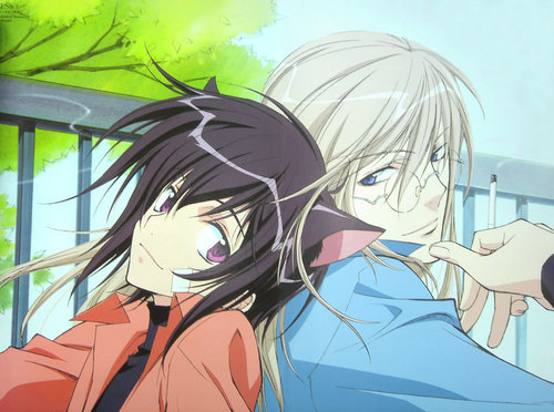 Soubi and Ritsuka