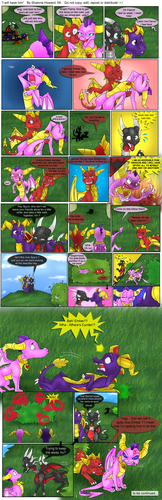 Spyro's Back(Part Three)