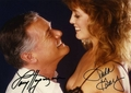 Sugar and Slick JR and Sue Ellen - dallas-1978-1991 photo