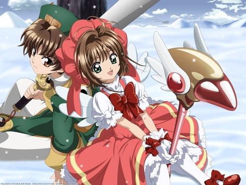 Syaoran and Sakura Again