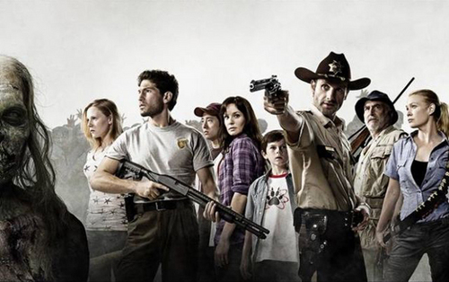 The Walking Dead wallpaper entitled TWD