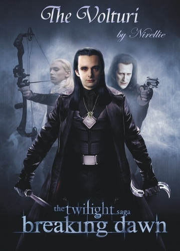 The Volturi Breaking Dawn