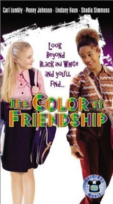 Disney Channel Original Movies wallpaper called The color of friendship movie poster