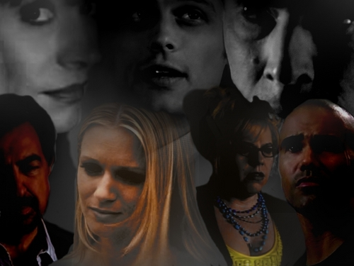 criminal minds wallpaper titled The team