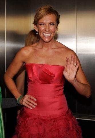 Toni Collette @ Emmy Awards