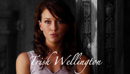 Harper's Island wallpaper titled Trish Wellington