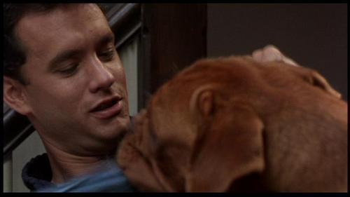 Tom Hanks দেওয়ালপত্র called Turner & Hooch