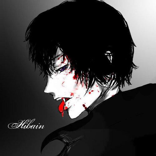Vampire hibari