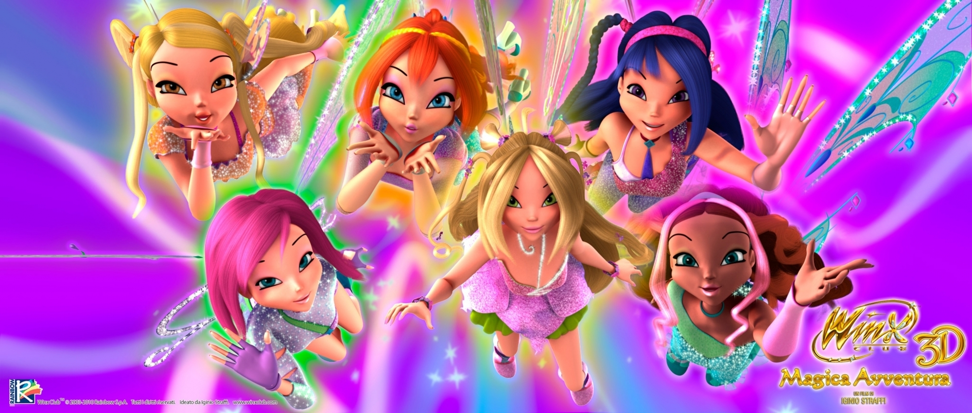 telecharger winx club