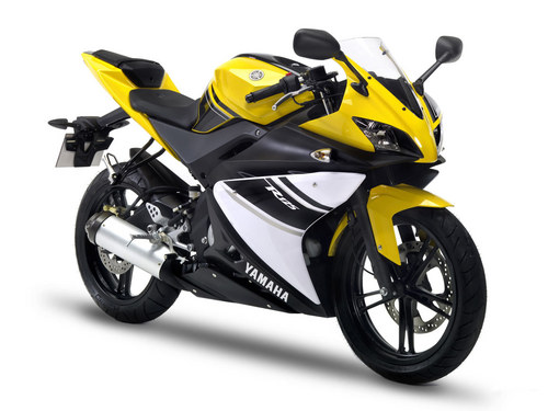 YAMAHA YZF R125 - motorcycles Wallpaper