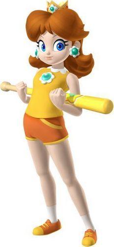 daisy baseball