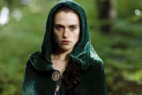 evil morgana - merlin-on-bbc Photo