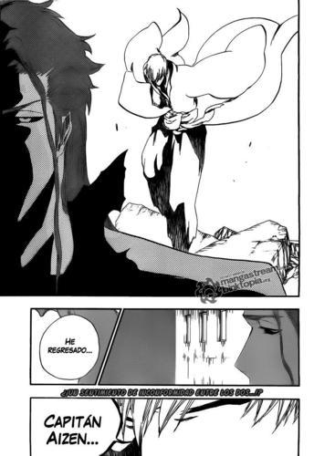 ジン vs Aizen