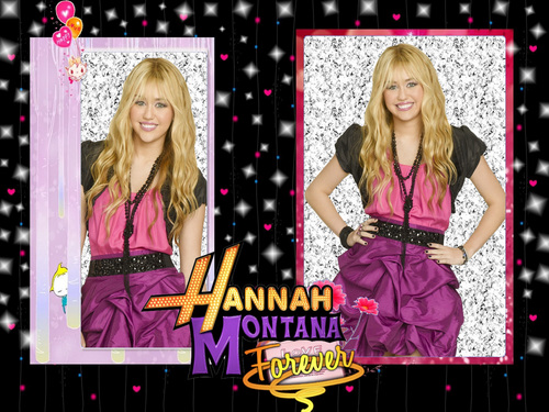 hannah montana forever pic Von pearl