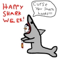 happy shark week!!!!!!