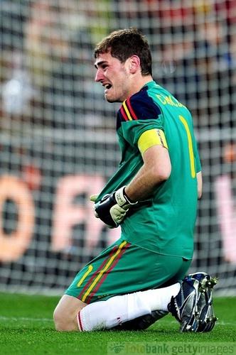 Iker Casillas Wallpaper Called World Cup 2010