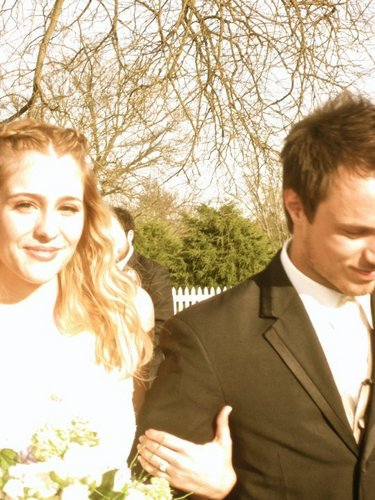 paramore fondo de pantalla entitled josh and jenna wedding