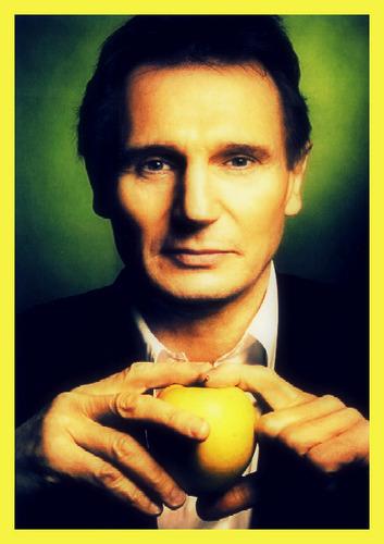 Liam Neeson wolpeyper called liAm