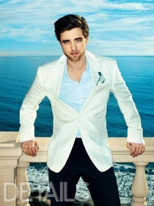 Robert Pattinson achtergrond entitled robert