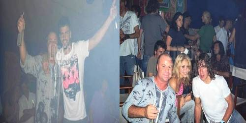 shakira and gerard the party