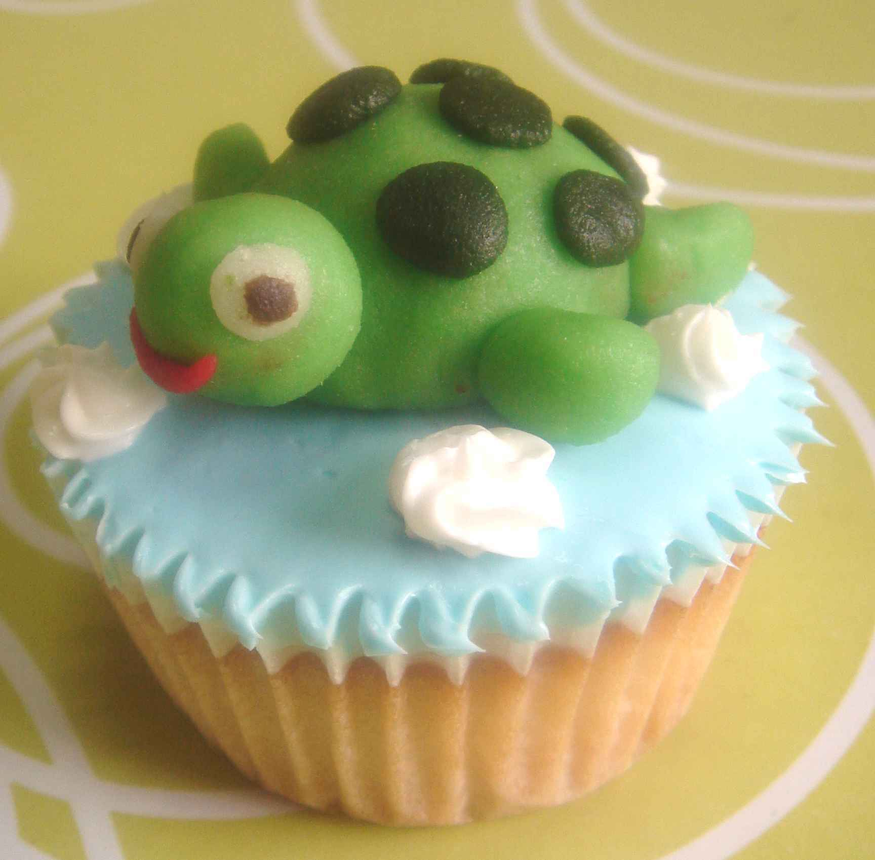 Cute Cupcakes images turtle HD wallpaper and background photos