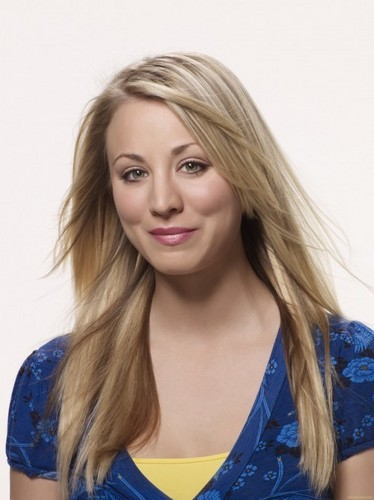 'The Big Bang Theory' Season 4 Promotional Photoshoot: Penny