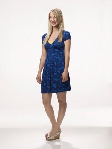 The Big Bang Theory wallpaper titled 'The Big Bang Theory' Season 4 Promotional Photoshoot: Penny