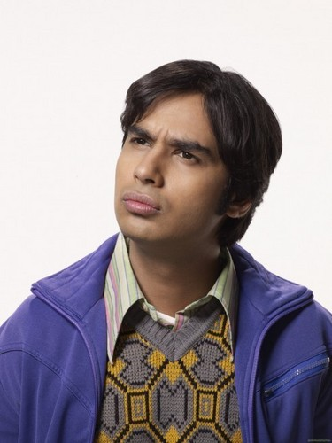 'The Big Bang Theory' Season 4 Promotional Photoshoot: Raj