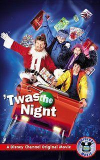 Disney Channel Original Movies wallpaper entitled 'Twas The Night