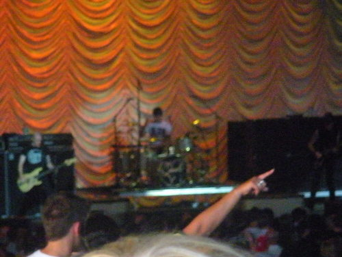 AFI (opening for Green Day)