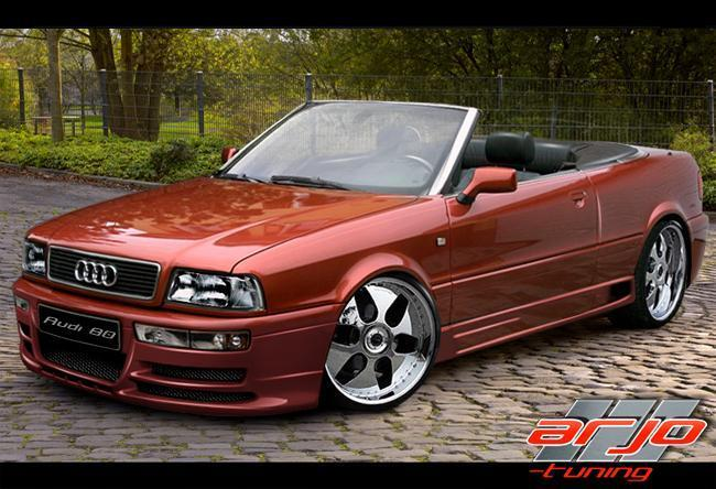 audi images audi 80 cabrio tuning wallpaper and background
