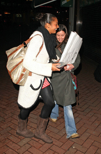 Alesha Dixon Leaving Capitol Radio (Feb. 5)