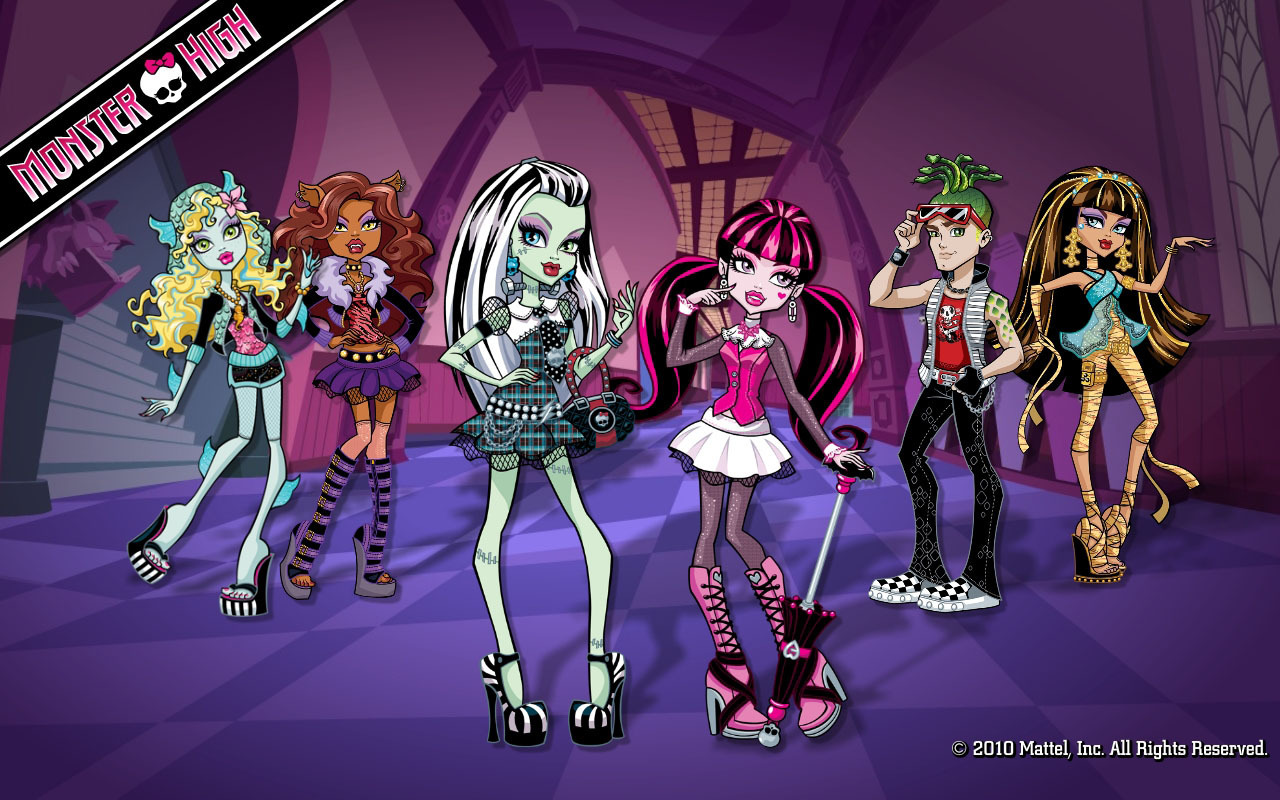 All(MonsterHigh)