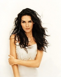 Rizzoli & Isles achtergrond titled Angie Harmon