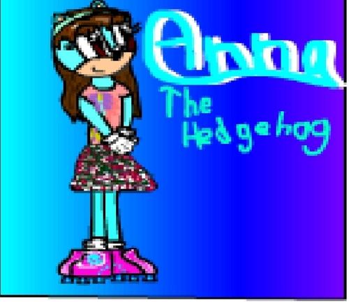 Anna the Hedgehog