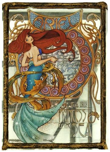 The Little Mermaid wallpaper entitled Ariel