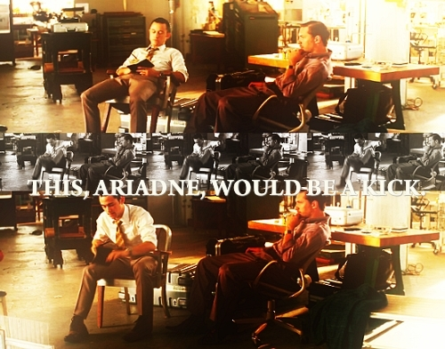 Arthur and Eames