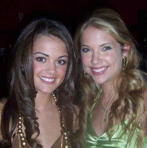 Ashley and Lucy