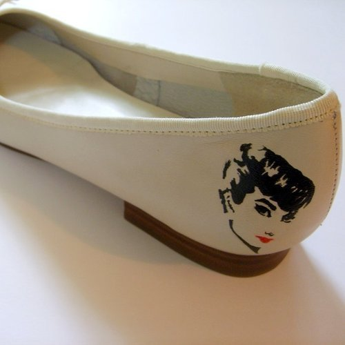 Inspired Audrey Hepburn Shoes that are Affordable amp Sexy
