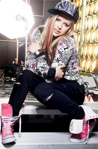 Avril Lavigne - Abbey Dawn