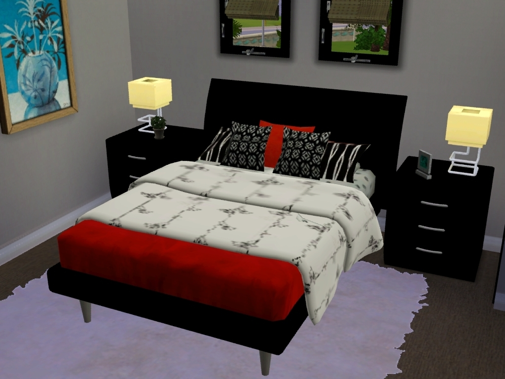 The sims 3 images bedroom hd wallpaper and background for 3 bedroom design ideas