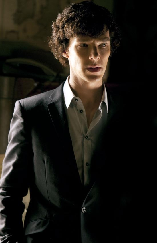 Benedict in 'Sherlock' - Benedict Cumberbatch Photo ...