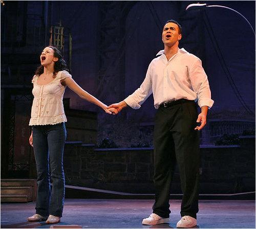Benny and Nina