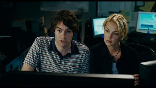 Bill Hader achtergrond titled Bill in Knocked Up