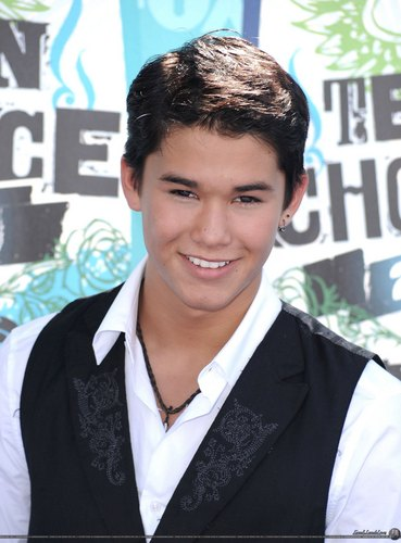 BooBoo Stewart at Teen Choice Awards 2010.