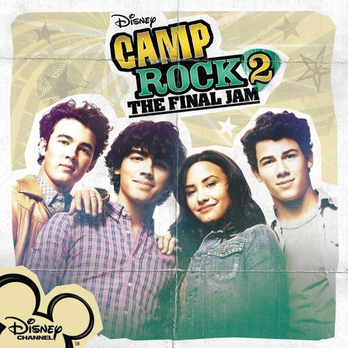 Camp Rock 2: The Final geléia, geleia Soundtrack (Official Album Cover)