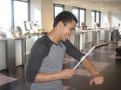 Carlos: Lets See....Where Does This Go??!!